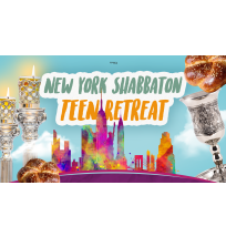 NY Shabbaton Teen Retreat Facebook Cover Photo