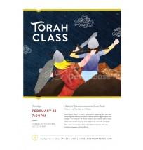 Torah Class Flyer 1
