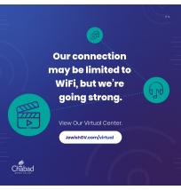 Virtual Center Social Media Post