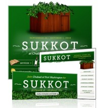 Holiday Minisite Series: Sukkot - Contempo