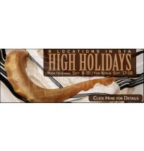 High Holidays Web Banner 3