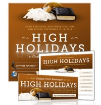 Holiday Minisite Series: High Holidays - Contempo