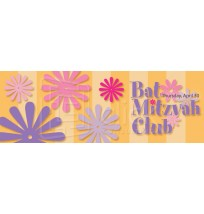 Bat Mitzvah Club Web Banner