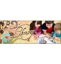 Jewish Children's Library Web Banner