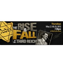 Holocaust Lecture Banner