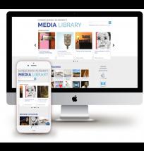 Audio Video Media Minisite